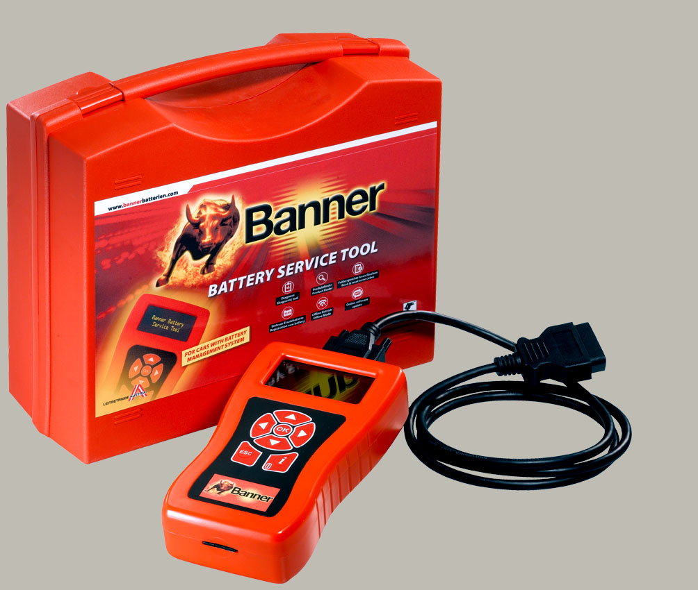 Batterie Service Tool