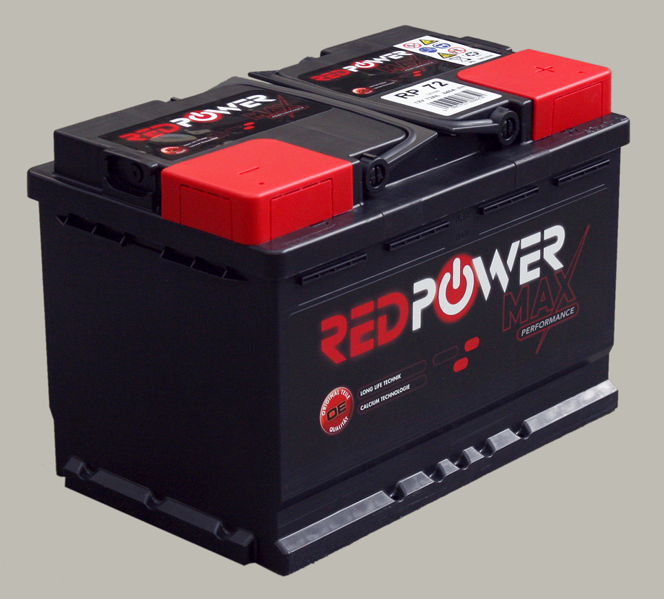 RedPower Batterie